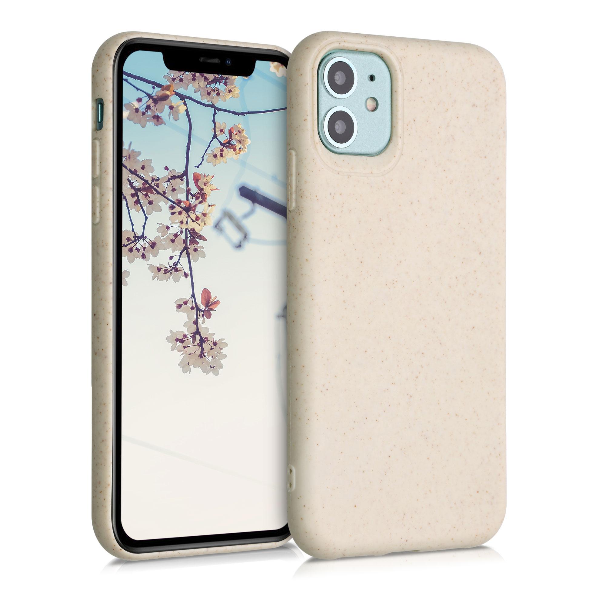 Kvalitní silikonové TPU pouzdro pro Apple iPhone 11 - Bílý
