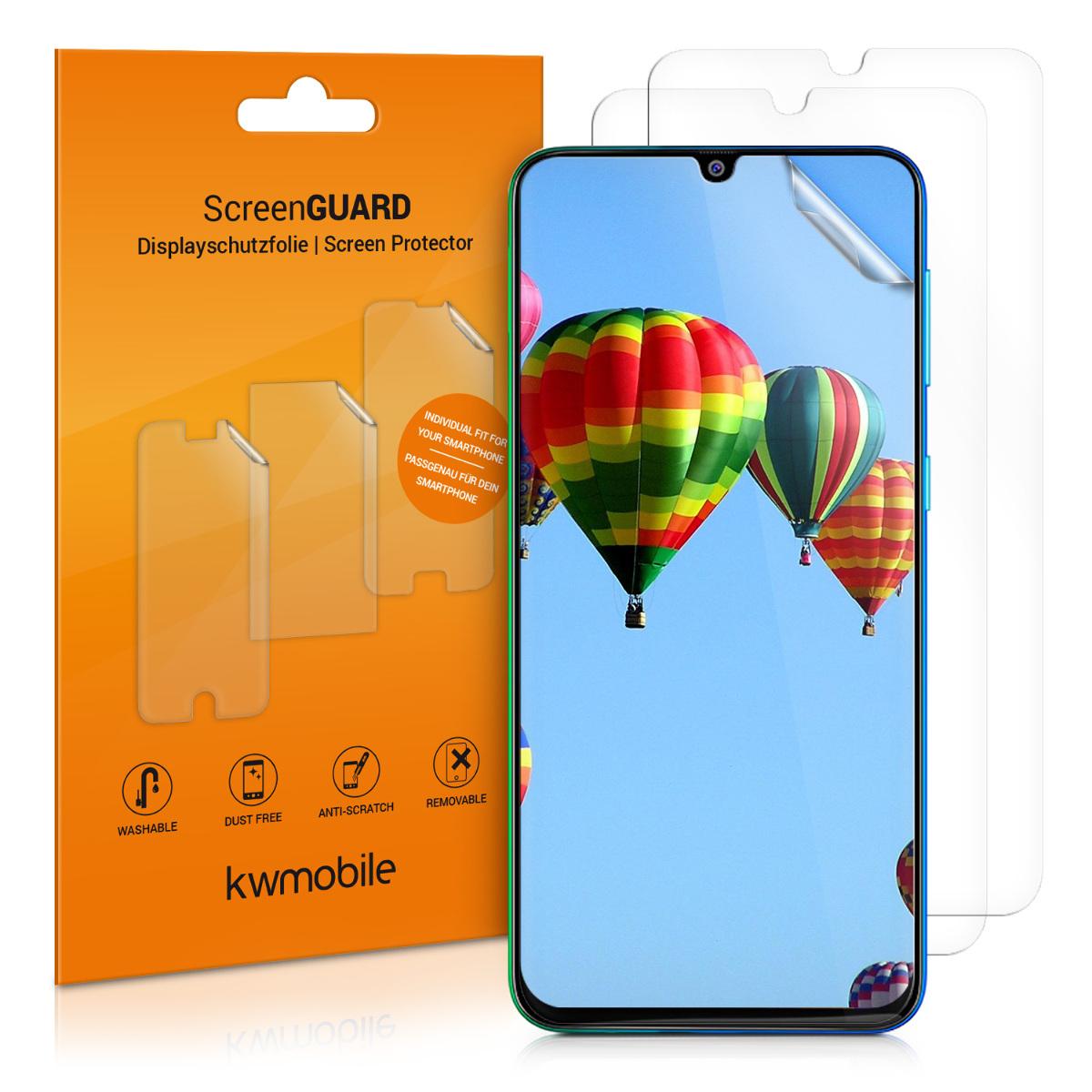 3x folie na display / screenprotector pro Samsung Galaxy M30s