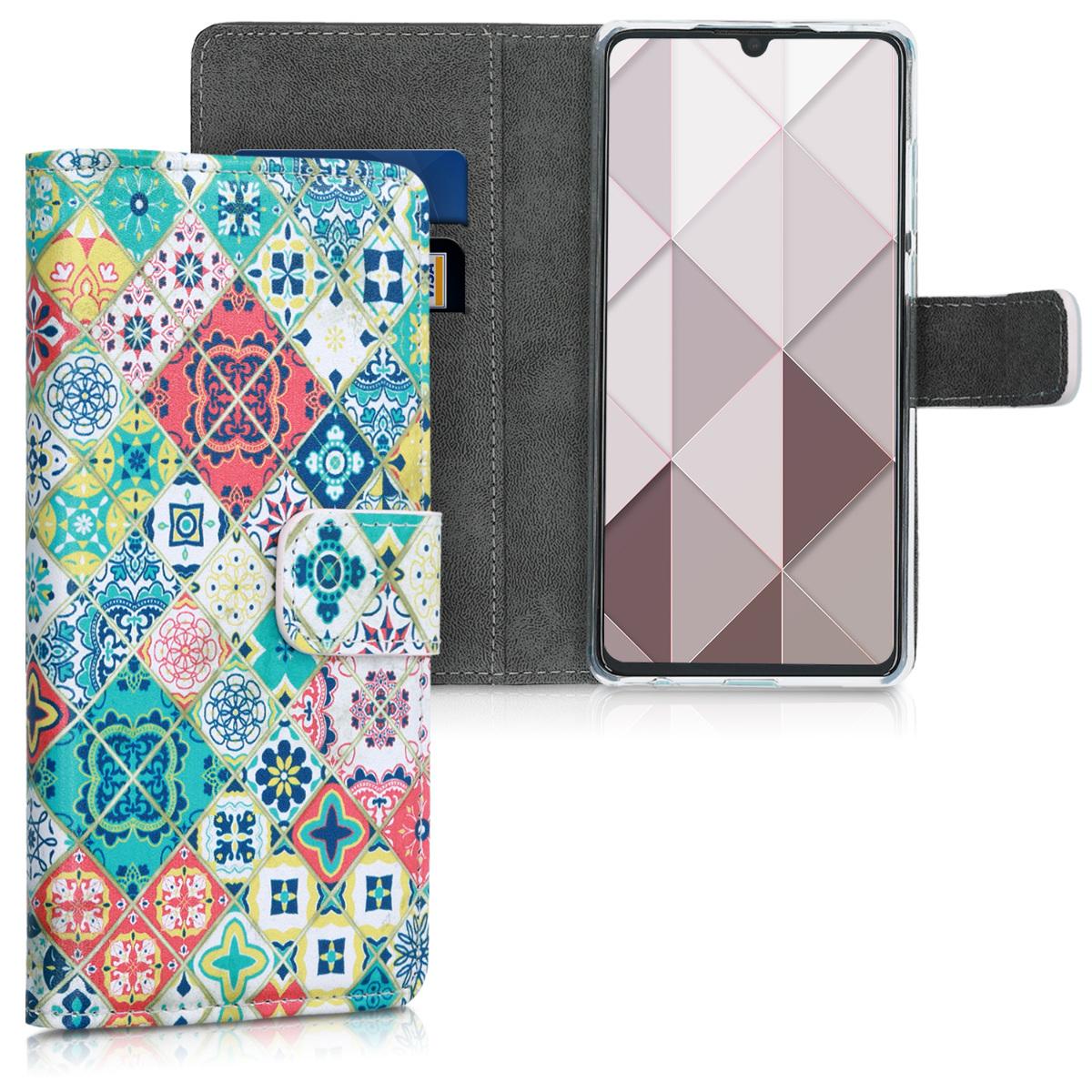 Kvalitní pouzdro peněženka pro Huawei P30