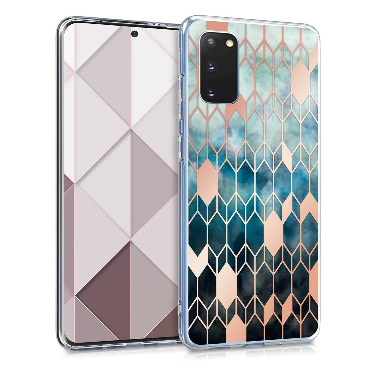 Silikonové pouzdro / obal pro Samsung S20 s IMD motivem