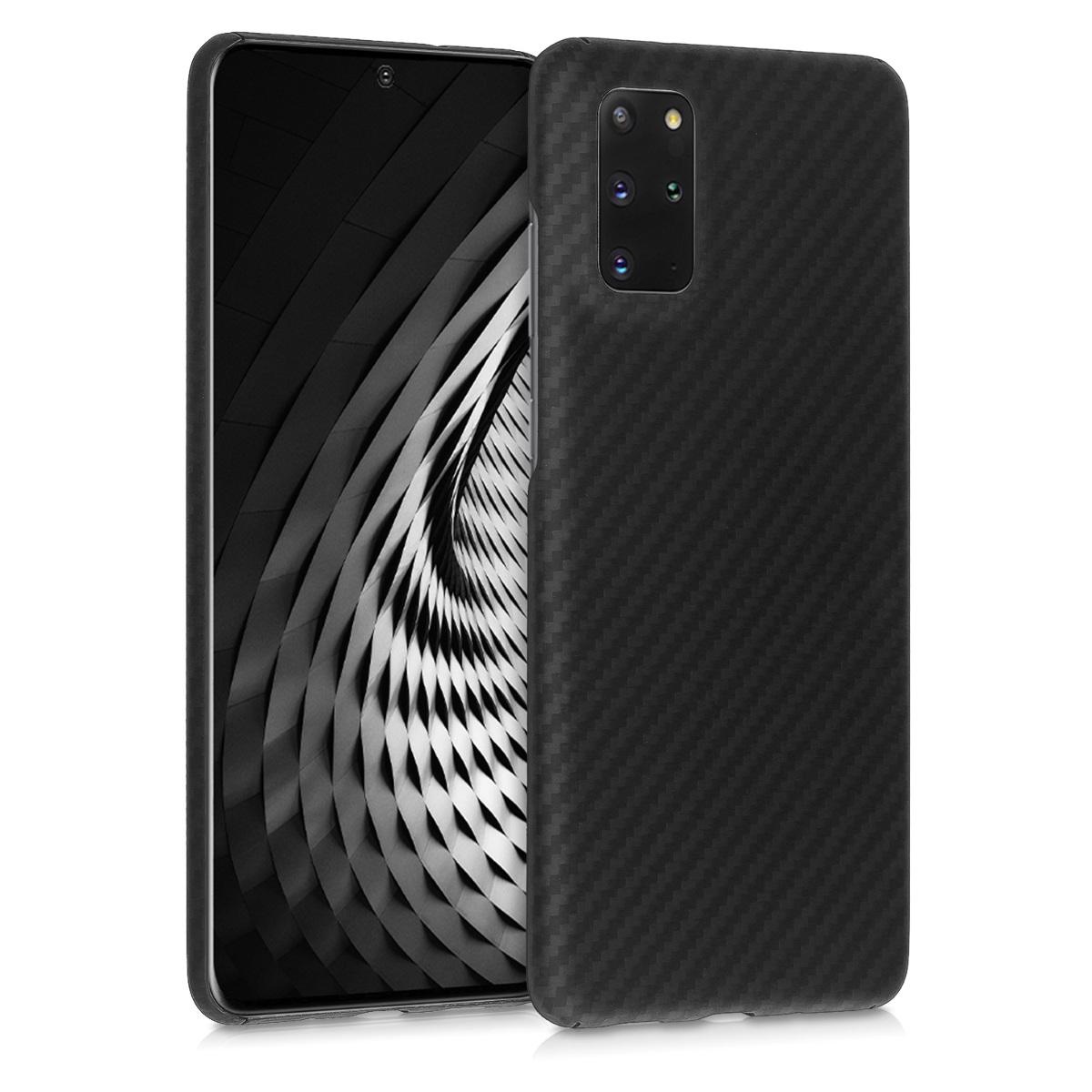 Kevlarové vysoce odolné černé pouzdro / obal pro Samsung S20 Plus