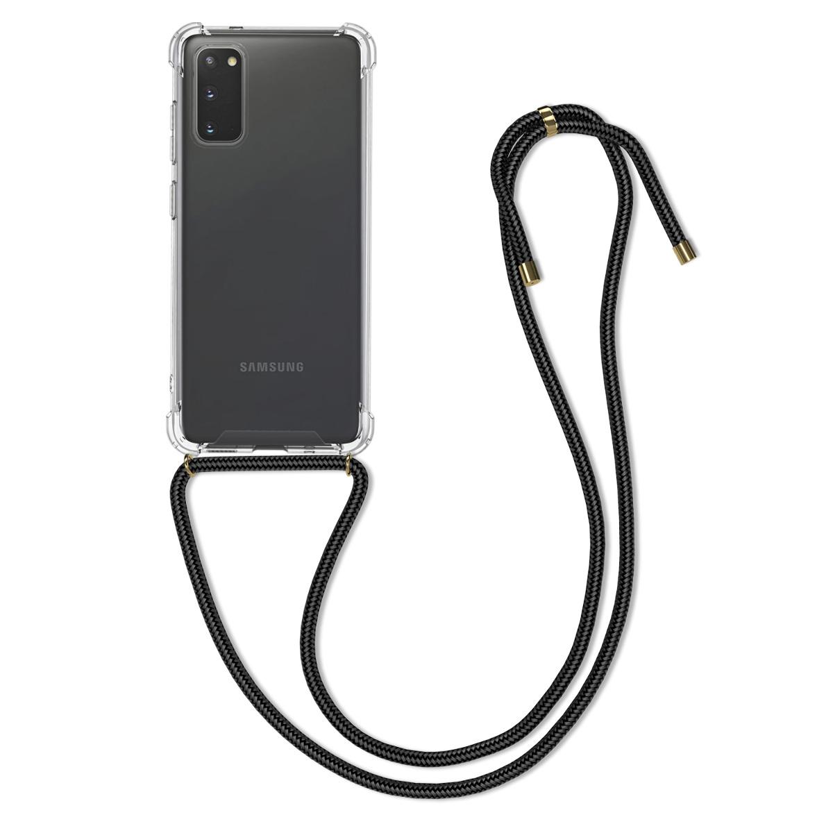 Silikonové pouzdro / obal na krk pro Samsung S20