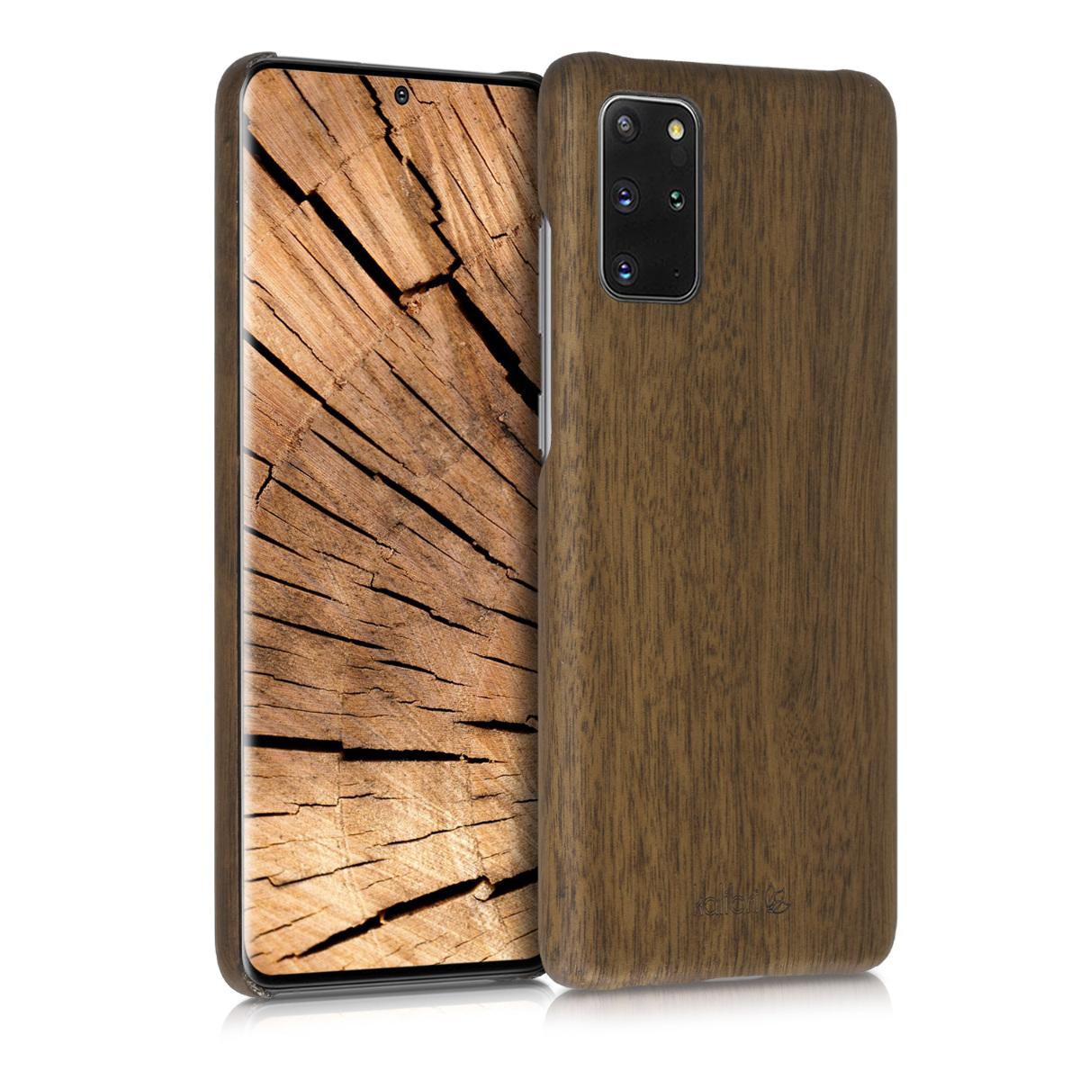 Dřevěné pouzdro / obal pro Samsung S20 Plus