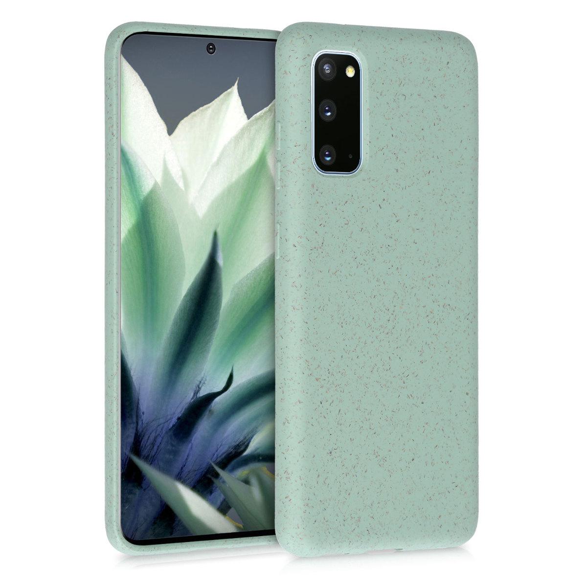 Ekologicky rozložitelné slámové pouzdro / obal pro Samsung S20