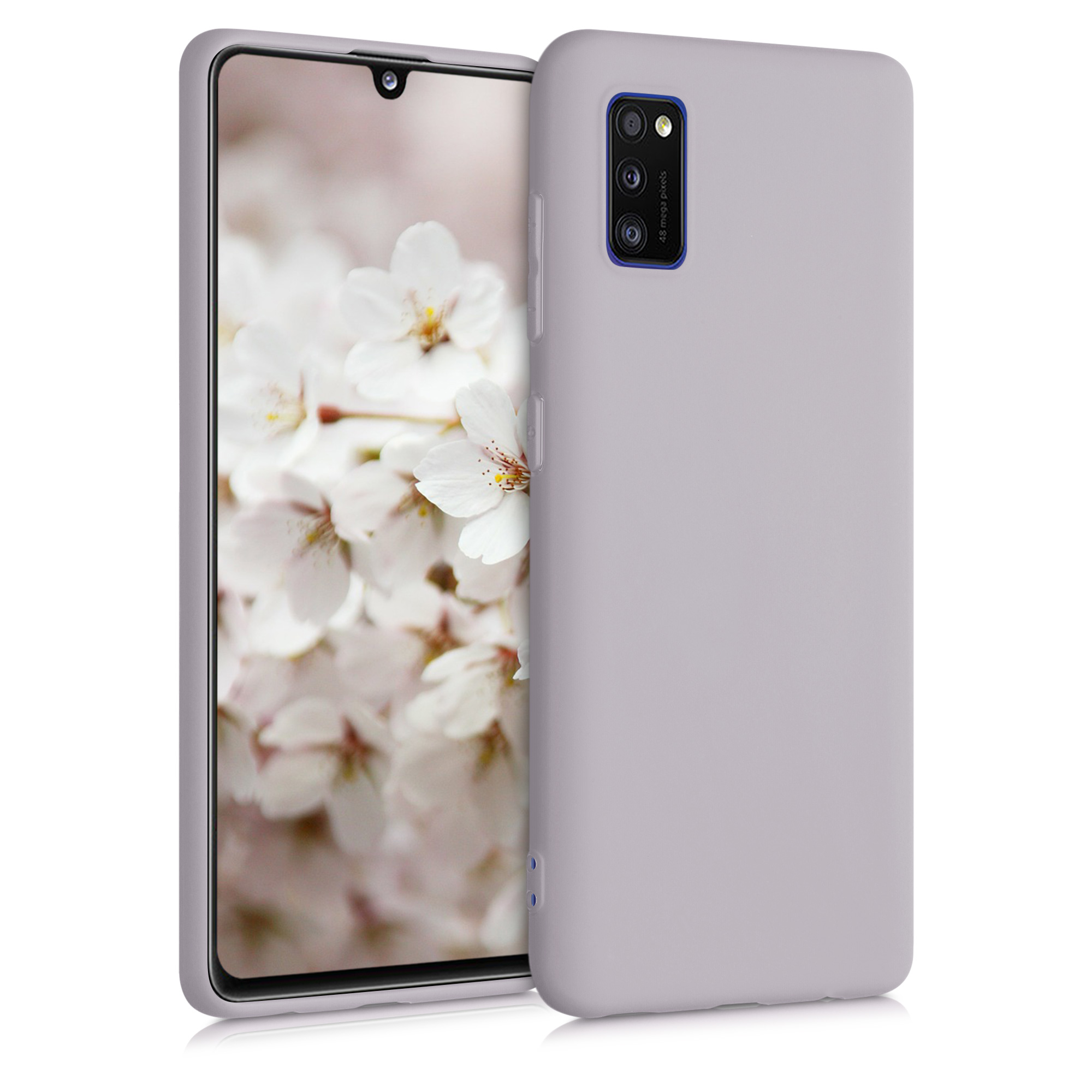 Kvalitní silikonové TPU pouzdro pro Samsung A41 - sen z bavlny