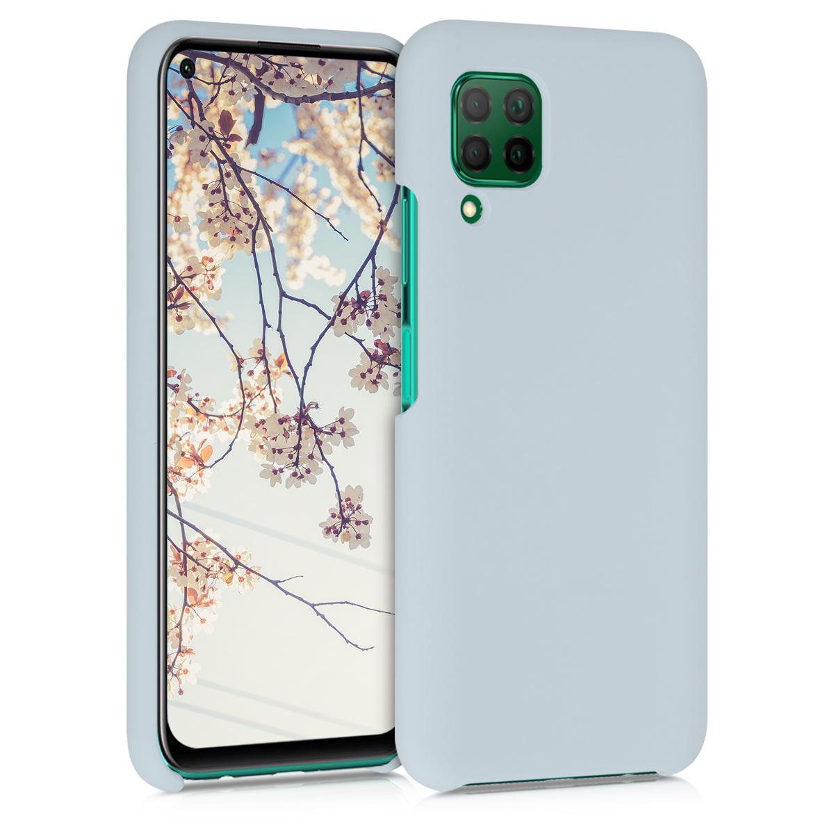 Šedé silikonové pouzdro / obal pro Huawei P40 Lite