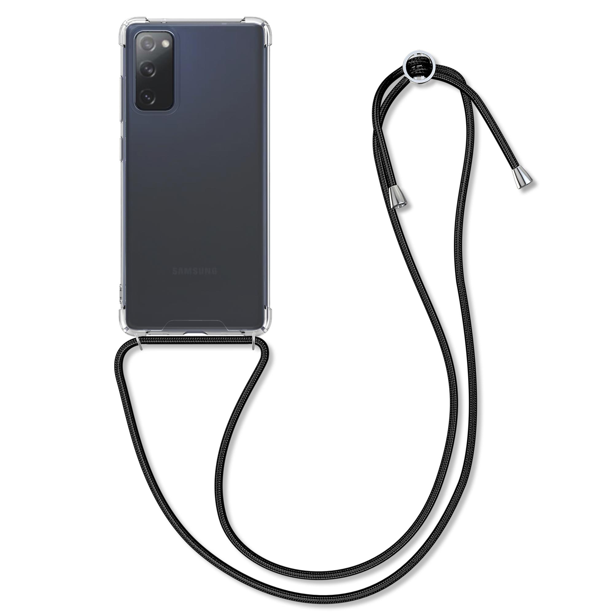 Silikonové pouzdro / obal na krk pro Samsung S20 FE