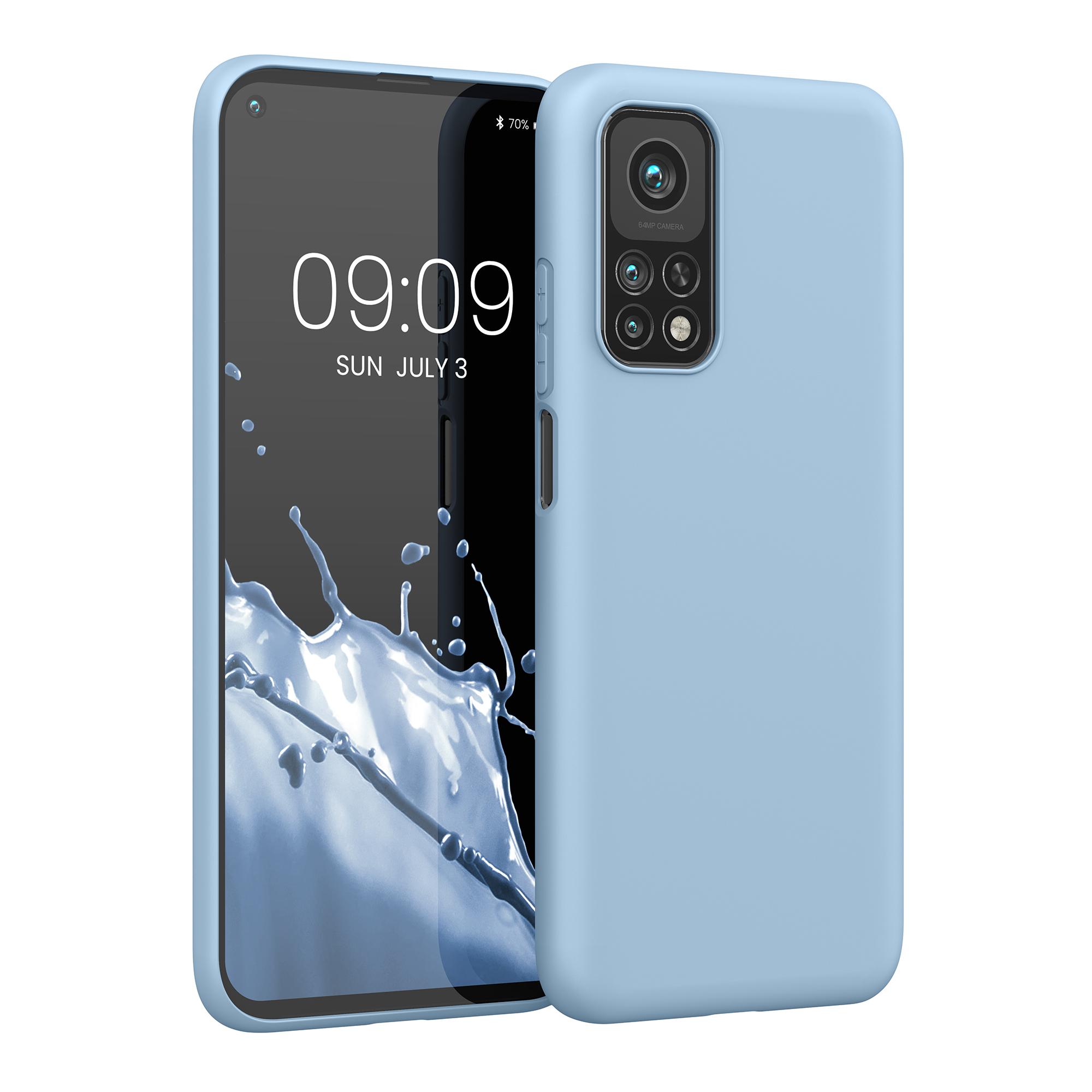 Světle modré Dove Blue pouzdro / obal pro Xiaomi Mi 10T / Mi 10T Pro