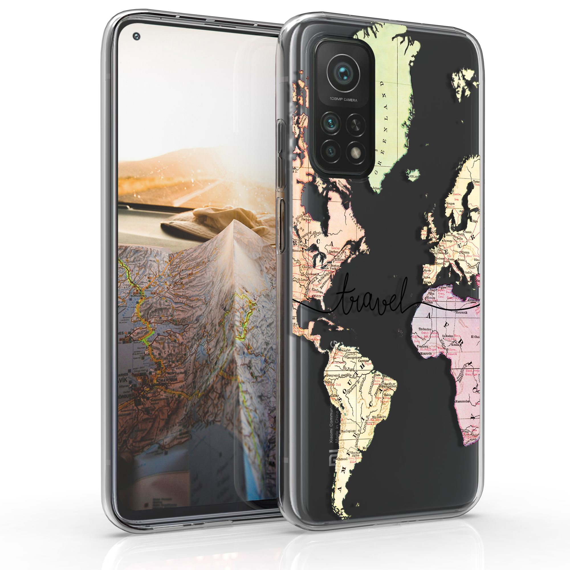 Pouzdro / obal pro Xiaomi Mi 10T / Mi 10T Pro