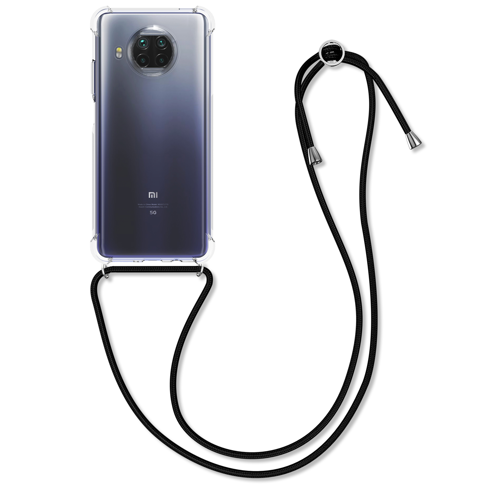 Silikonové pouzdro / obal na krk pro Xiaomi Mi 10T Lite