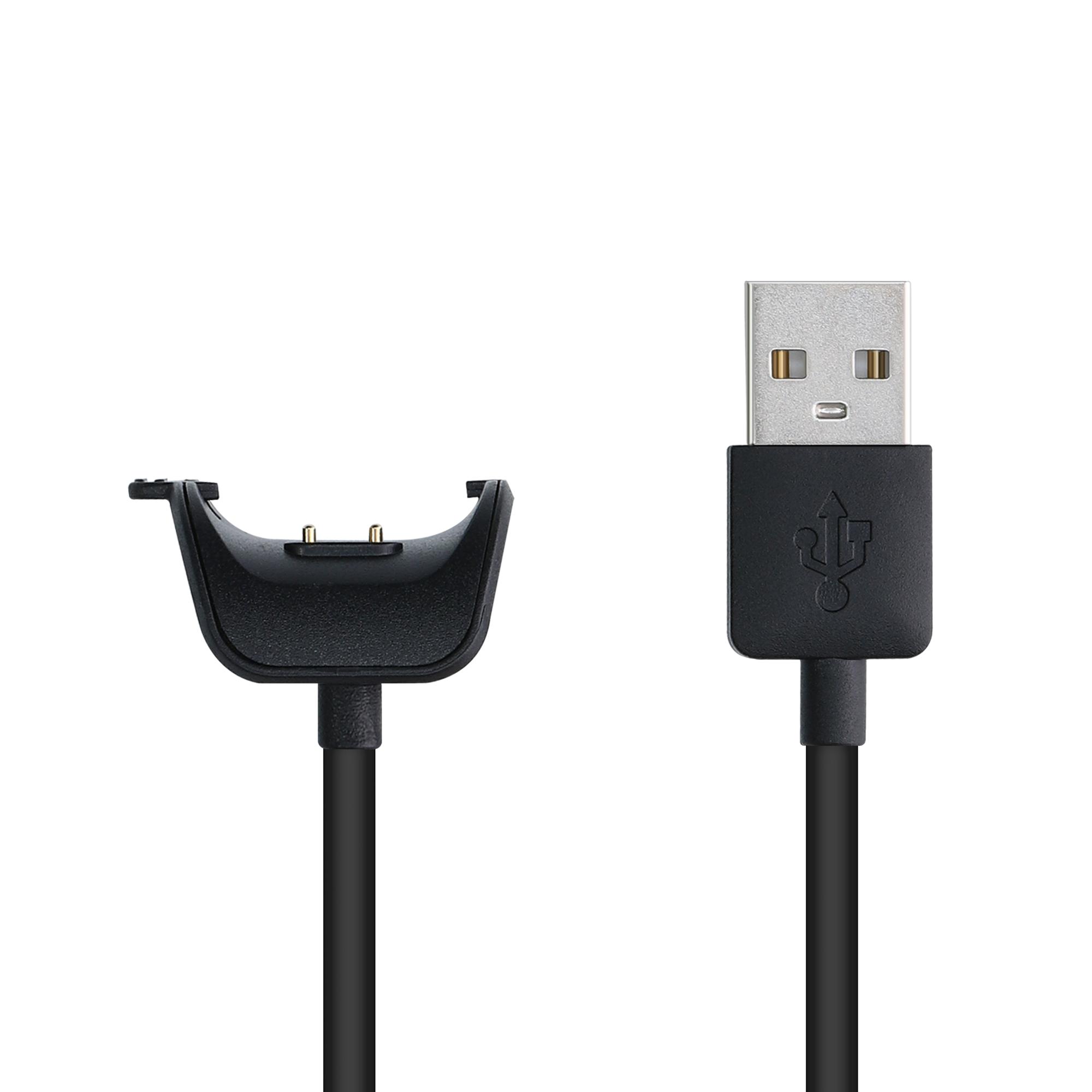 Nabíjecí kolébka / nabíjecí kabel / nabíječka pro Samsung Fit 2 - Černá, 100 cm