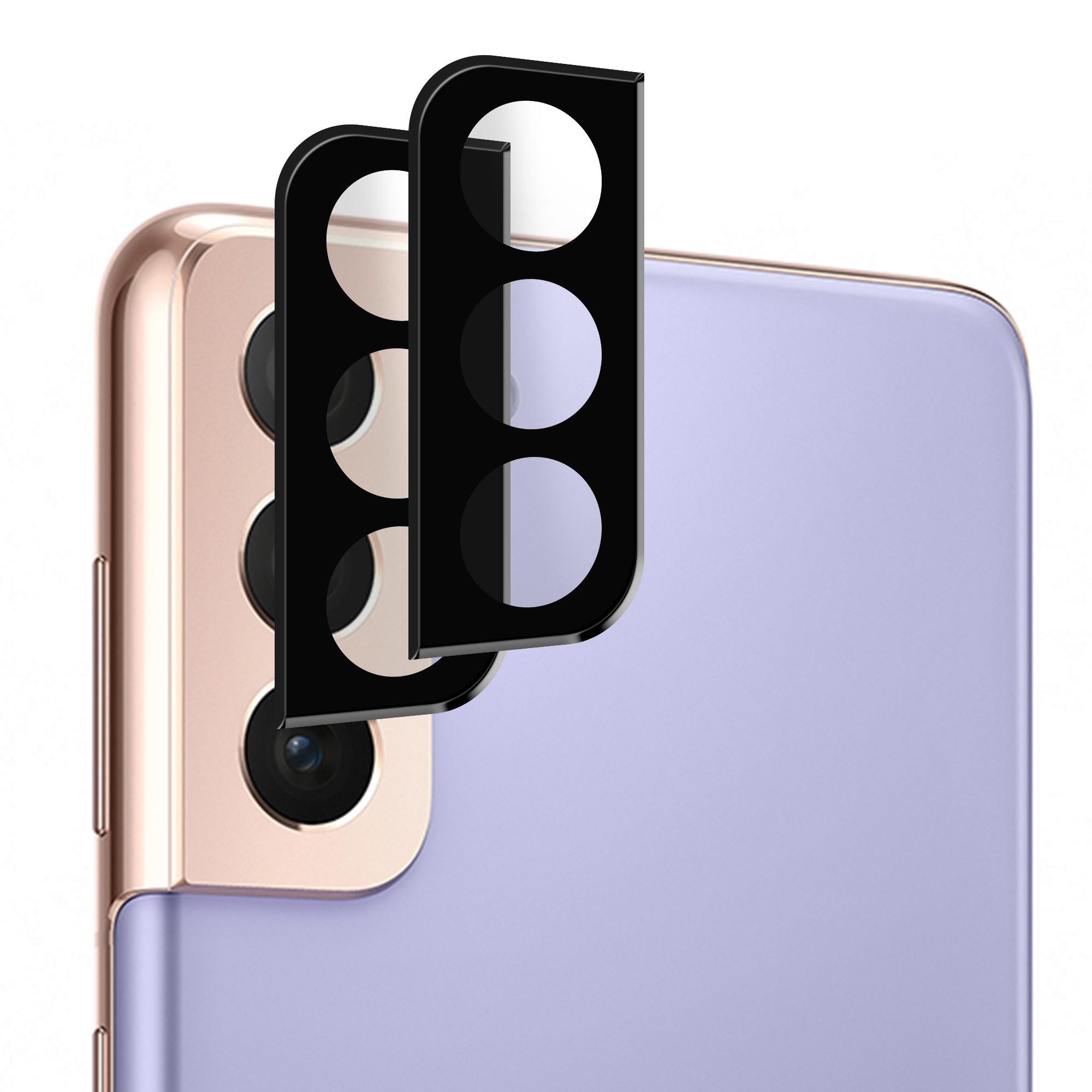 2x ochranné sklo na zadní kameru pro Samsung Galaxy S21 Plus