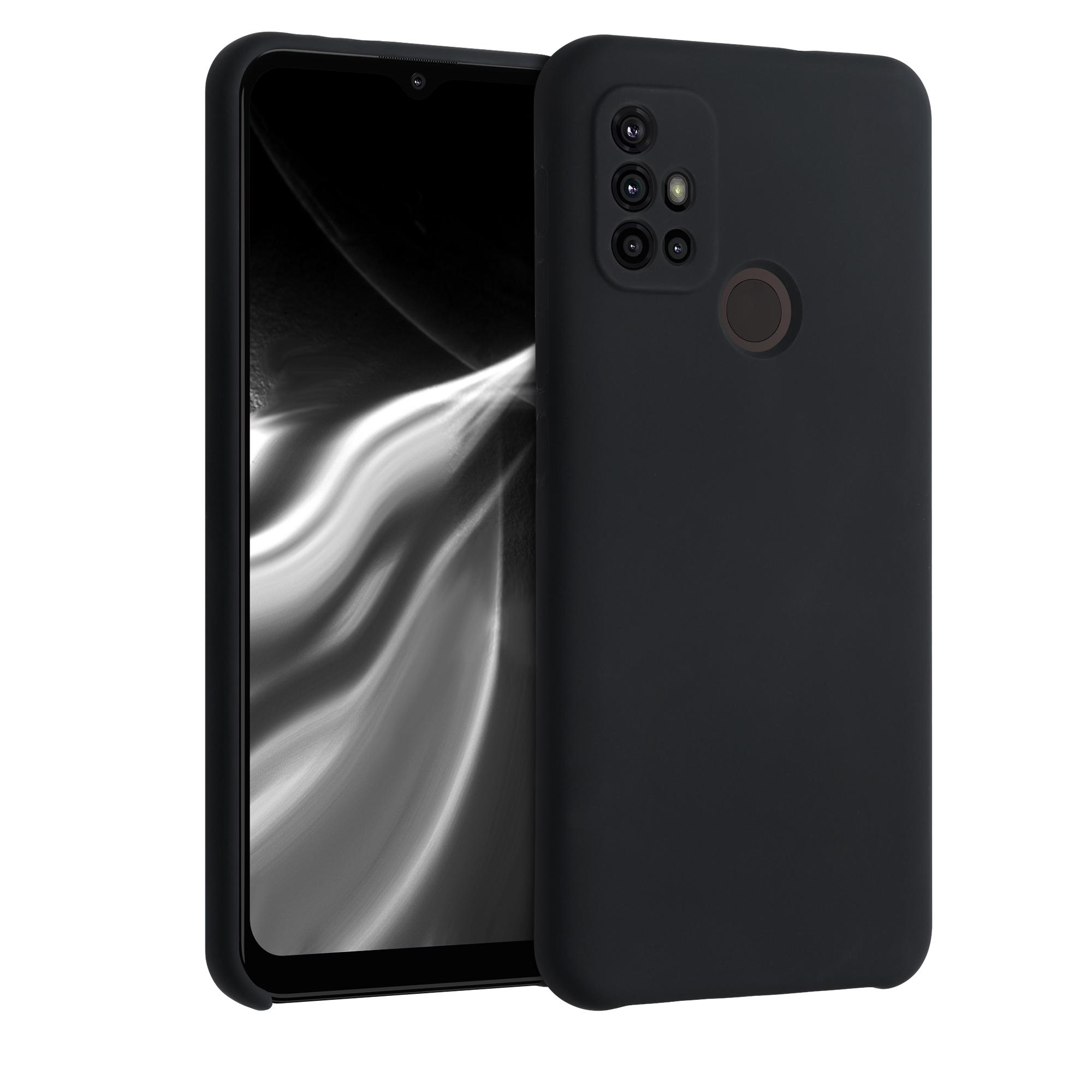 Kvalitní silikonové TPU pouzdro | obal pro Motorola Moto G30 / Moto G20 / Moto G10 - Černá