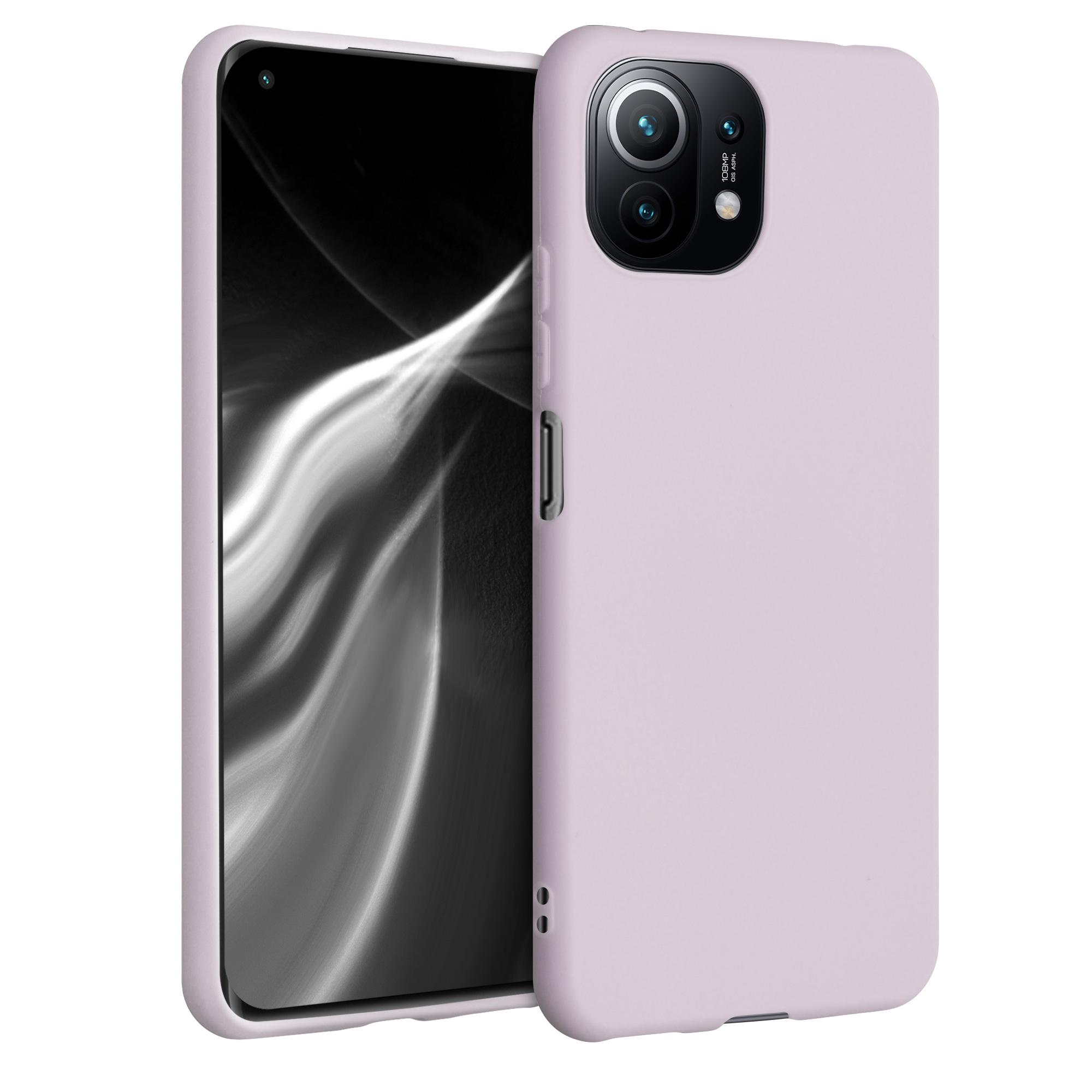 Kvalitní silikonové TPU pouzdro   obal pro Xiaomi Mi 11 Lite (5G) -  Sen o bavlně